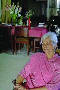 Zubeida Mustafa - Photo