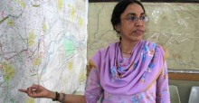 Parveen Rehman left a job at a high-end Karachi architectural firm to join the Orangi Pilot Project, a nongovernmental organization that supports people living in illegally built settlements.