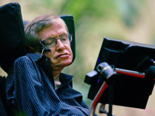 Astrophysicist Stephen Hawking in 2006. Picture by ELIZABETH DALZIEL/AP (Photo Courtesy: www.npr.org)