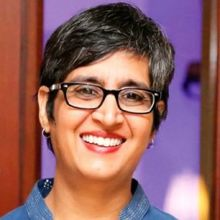 Sabeen Mahmud (Photo credit @almaspk)