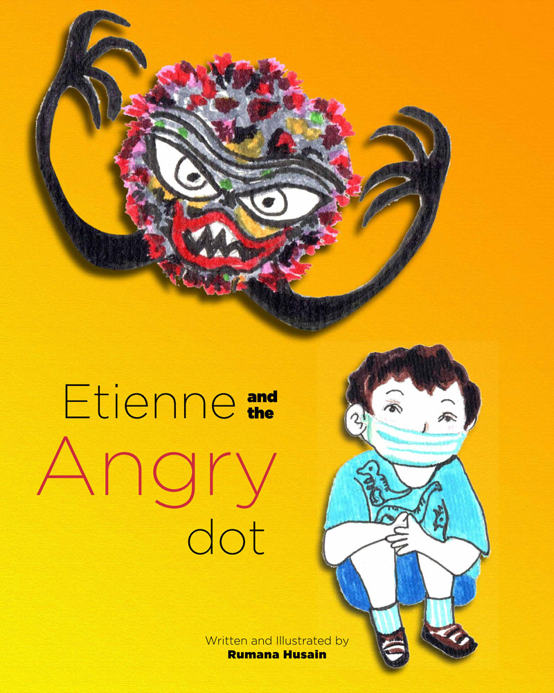 Etienne and the Angry Dot